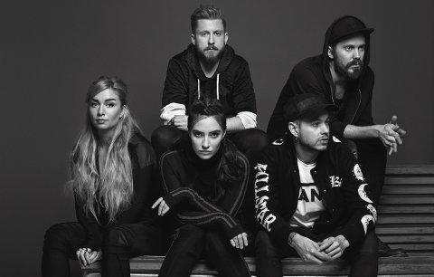 Highasakite kommer til å bli en av de største trekkplastrene til Vinterfestuka 2017. Det viser det forløpige billettsalget. Men også til de andre konsertene som er lagt ut selges det bra med billetter.