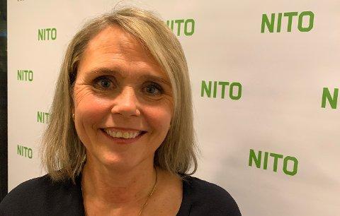 Siri Sægrov Eiane (52) har blitt gjenvalgt som leder for NITO Rogaland.