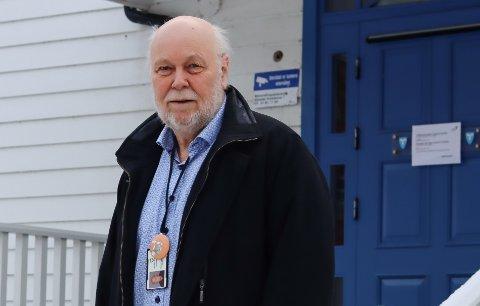 Kommunelege Hans Petter Torvik er bekymret for smitteutviklingen de neste ukene.