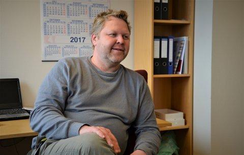 PRESSET: Vi i barnevernet opplever et stadig økende press spesielt på sosiale medier. Vi føler oss rimelig maktesløse i dette presset, sier Ove Josten Bakken.