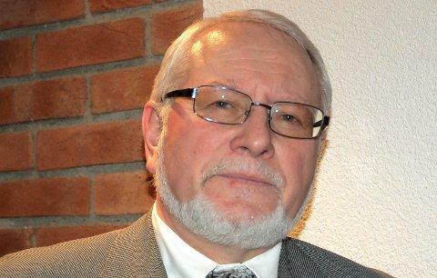 EGOIST: Forslaget om dobbelt stemmerett for hytteeiere er uttrykk for egosime, mener Gunnar Tore Stenseng.