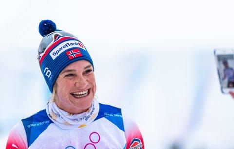 Birgit Skarstein gleder seg over at NRK og TV2 vil sende fra verdensmesterskapet på Lillehammer og Hafjell i 2021.