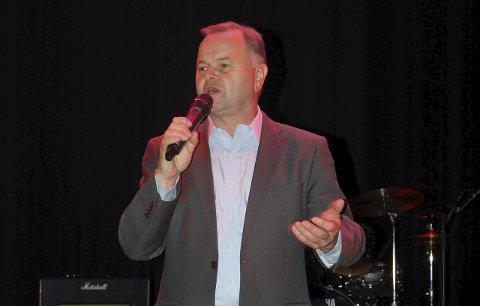 Olemic Thommesen ønsker gjenvalg som stortingspresident.