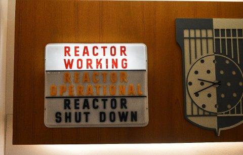 STENGT: Haldenreaktoren er ikke lenger operativ. Arbeidet med å stenge den og dekommisjonere atomavfallet er i startfasen. Nå har ansatte ved IFE selv varslet om at det kan ha foregått forskningsjuks ved Haldenreaktoren for flere år siden.