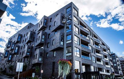 UMULIG: Oslos leiligheter kan fort koste ti ganger så mye som et hus i distriktene. Her fra Sørenga.  Foto: Thomas Brun / NTB scanpix  FOTO: Brun, Thomas / NTB scanpix