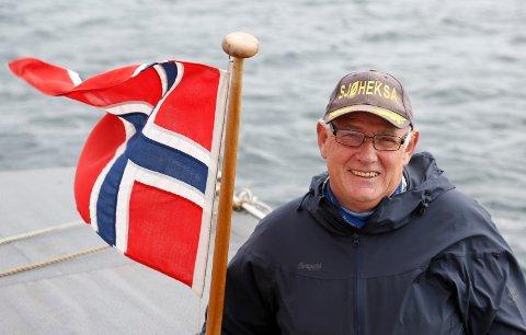 John Ståle Egge.