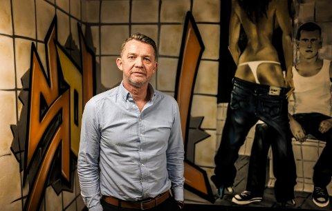 STØRSTE AKSJONÆR: Stein Lande var største aksjonær i Conseptor as som gikk konkurs. Foto: Terje Størksen