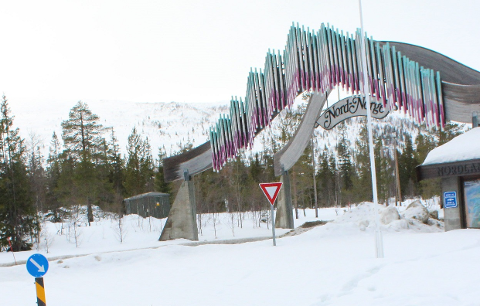 Porten til Nord-Norge.