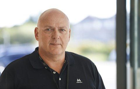 Kenneth Nilsen, fungerende leder for felles etterforskning og etterretning i Finnmark politidistrikt.