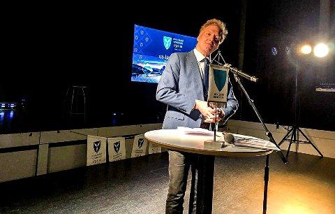 STILLER: Johnny Ingebrigtsen er motkandidaten om toppvervet i Finnmark
