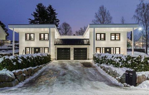 POPULÆR BOLIG: Denne villaen virker ikke å være vanskelig å få solgt. Foto: Privat