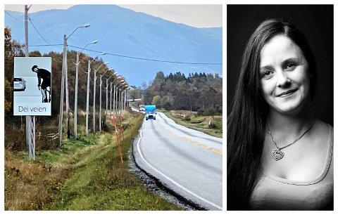 Stine Rebekka Røstad fra Leirfjord reagerte med sinne da hun mandag morgen ble vitne til at flere bilister utsatt elever fra Leirfjord barne- og ungdomsskole for stor fare på skoleveien. - Når man gambler med andres liv da kjenner jeg at topplokket koker, sier hun til iSandnessjøen.