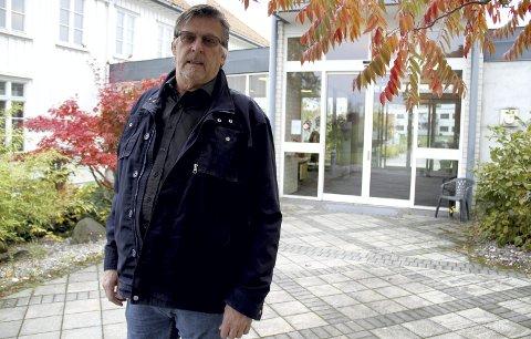 GÅR FOR FORSØK: Leder i Holmestrand Fremskrittsparti Odd Mortensen er bekymret for at eldre-omsorg kan bli en salderingspost i framtida. Foto: Lars Ivar Hordnes
