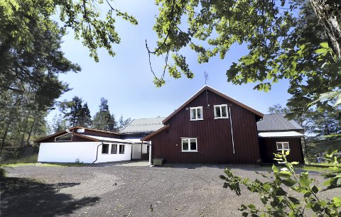 Forsamlingshuset Fjellhall: Kan feire 50 år som forsamlingshus i Hillestadinnbyggernes eie. En markering vil bli arrangert 2. november. Foto: Pål Nordby