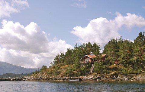 Denne herlege hytta på Sydnesøy er ein av dei 100 mest unike feriebustadane i Europa, ifølgje kåringa til Novasol.