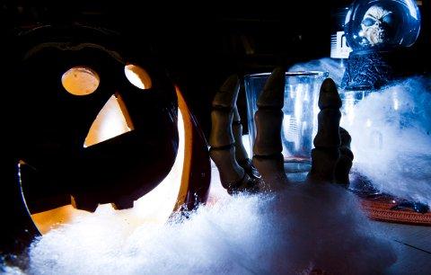Halloween: Søndag 31. oktober er det igjen Halloween.