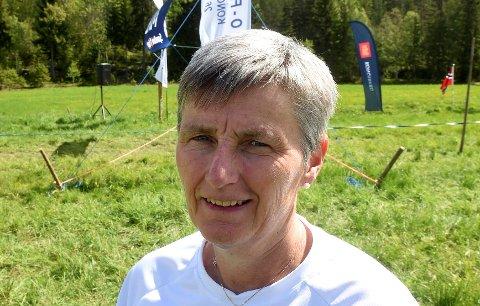 SPENT: Hilde Storløkken i Kongsberg O-lag er spent på om de får arrangere O-festival eller ei.