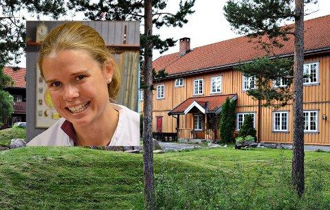 AVBESTILLINGER: Daglig leder Solveig Storaas på Søstrene Storaas sier de har fått mange avbestillinger på grunn av Korona-viruset de siste dagene.