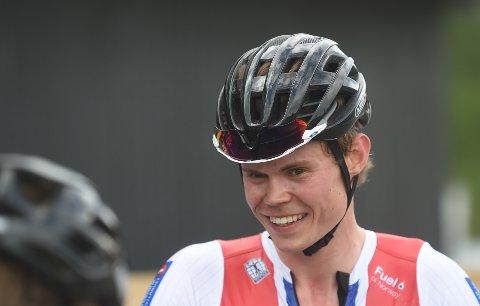 IMPONERTE: Erik Hægstad imponerte med 15. plass i Østerrike fredag kveld. FOTO: OLE JOHN HOSTVEDT