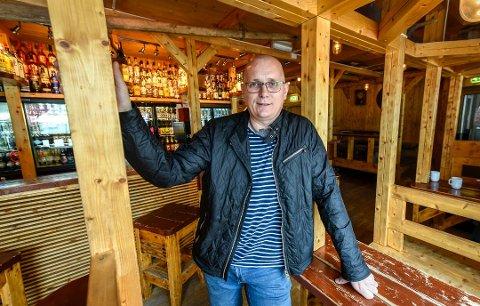 FIKK KORONA: Tor Sverre Kristiansen testet positivt for korona, men var frisk hele tiden.