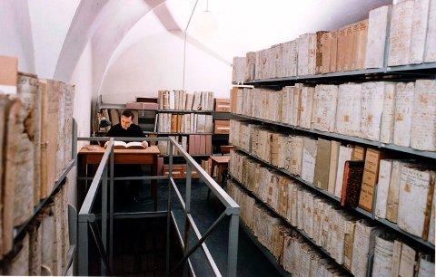 ARKIV: Det er bare noen utvalgte som har tilgang til Vatikanets arkiver. Noen dokumenter er det ingen som får se.