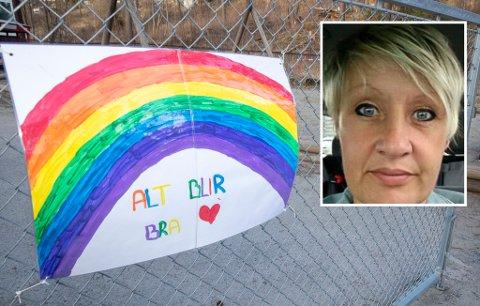 Anita Brurud fortviler over situasjonen og krever at det nå innføres koronafravær i Trondheim kommune.