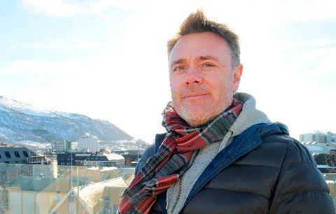 LEGGER NED: Bård Sverdrup og Totalrenovering kvitter seg med ansatte når de legger ned salgsavdelingen. Foto: Magnus Aamo Holte