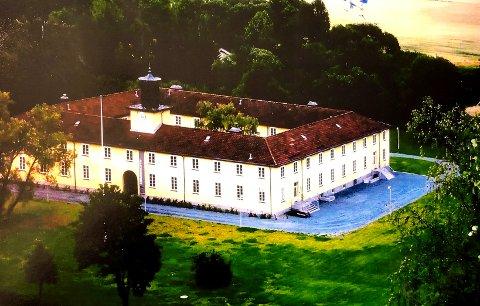 SPESIALSKOLE: Falstad skolehjem der Ola Ødegaard var plassert i sju år.