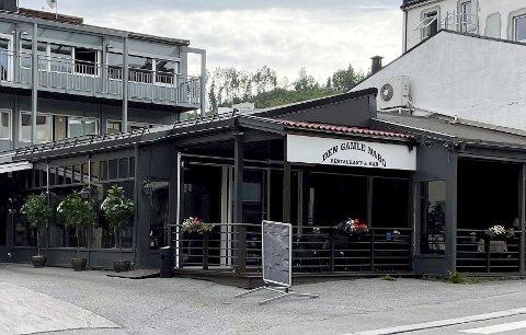 GJENÅPNET: Restauranten Den gamle nabo åpnet nylig dørene etter en lang oppussingsperiode.