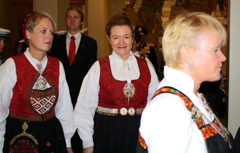 SKREV UNDER: Marianne Aasen (Ap) og Sylvi Graham (H) samt Kari K. Kjos (Frp) har skrevet under høringsuttalsen.