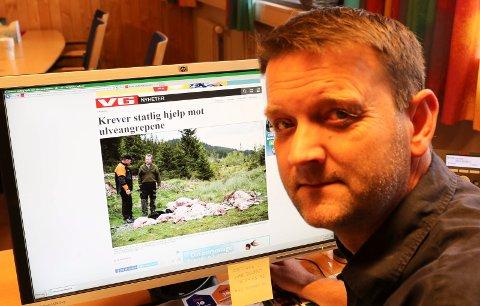 ILLE: – Staten har aldri tatt sitt ansvar, så problemet vil bare vokse, sier Ørjan Bue.