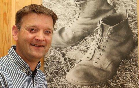 INGEN KRISE:–Innbyggerne skal betale mindre i eiendomsskatt selv om satsen økes, sier Åsnes-ordfører Ørjan Bue.
