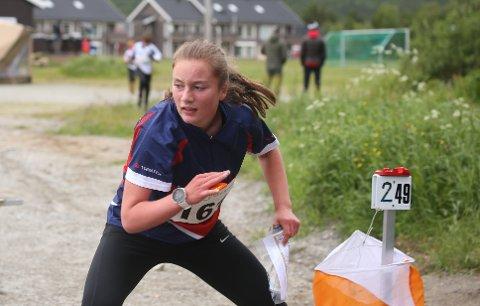 NY TILKNYTNING: Orientererne i Nord-Østerdal som talentet Andrea Sæther Verdenius fra Vingelen er nå en del av Sør-Trøndelag O-krets.