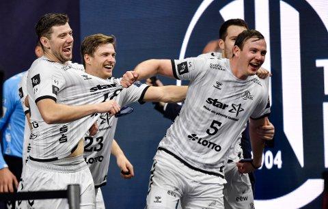 TIL ELVERUM: Sander Sagosens THW Kiel er favoritt i gruppe A.