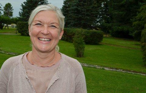 NYGIFT: Sykehuset Innlandets økonomidirektør heter nå Nina Strøm Swensson etter sommerens bryllup med Torgeir Swensson Strøm.