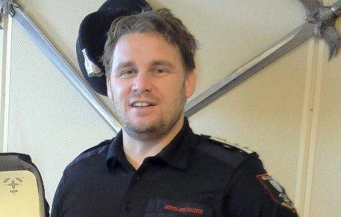 Meen Gallefos har fått tilbudet. Han var en av syv søkere til brannsjefjobben.