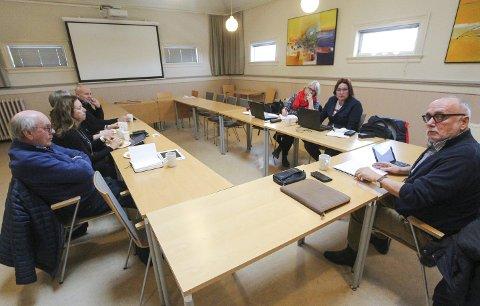 ORIENTERT: Bystrøm og utvalget vil ikke behandle noe som helst om Stiftelsen Sjøfartens Hus, så lenge undersøkelser i regi av Stiftelsestilsynet pågår.