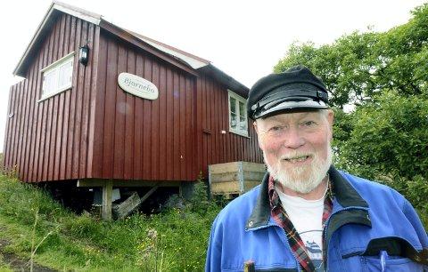 Bjørn Skauge får snart invitasjon om å takke kongen personlig. Bildet ble tatt i 2012.