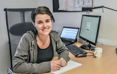 Laila Andersen, utviklingsleder og prosjektleder i Helgeland reiseliv, er svært fornøyd med tilskuddet de har blitt gitt fra fylkeskommunen. - Dette er en gladsak for reiselivsnæringen i regionen, sier hun.