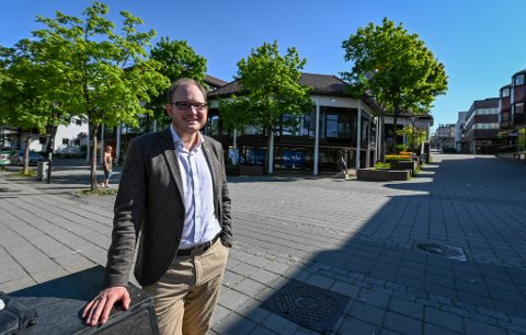 Daniel Bjarmann-Simonsen,r egiondirektør i NHO Nordland.