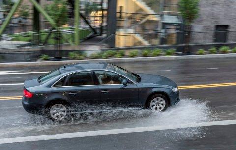 Regn, nedbør, vann,