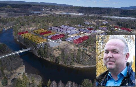 SVARER: - Jeg håper at denne presiseringen av fakta også omgjør konklusjonen til Kjell Inge Vestvik, skriver Remi Stenersen (innfelt) i Hvalsmoen AS.