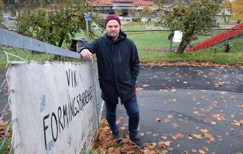 JOBB: Hovedtillitsvalgt i Utdanningsforbundet, Jostein Trillhus, regner med at de ansatte i Vik formingsbarnehagene beholder jobbene sine.