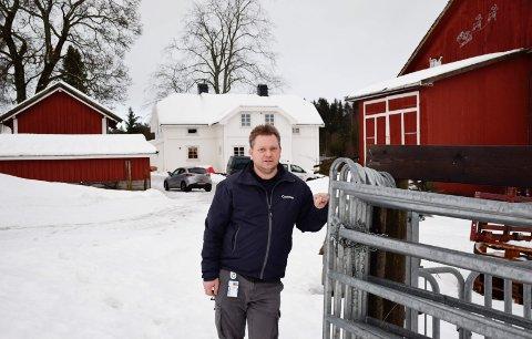 DEPPER IKKE: John Håvard Velo depper ikke, selv om rettssaken kostet ham dyrt. Han ser positivt på at den gir en avklaring.