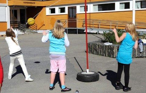 SFO: Hvis du har flere barn i skolefritidsordningen blir det billigere fra og med kommende skoleår. Arkivfoto: Atle Møller