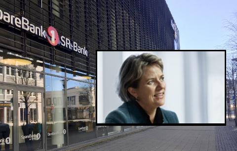 Benedicte Schilbred Fasmer er ansatt som ny konsernsjef i SpareBank 1 SR-Bank.
