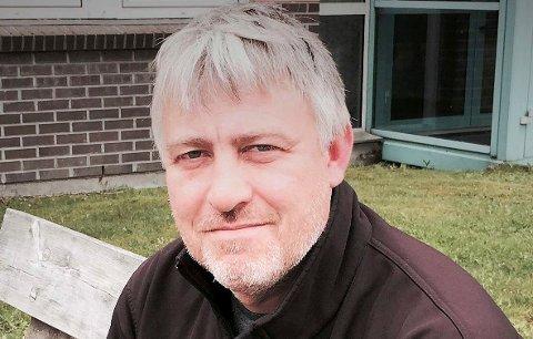 SKOLETOPP: Jan Oddvar Holthe blir nå forbundssekretær i Skolenes landsforbund.
