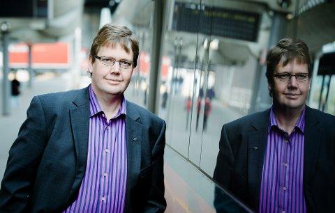 Åge-Christoffer Lundeby i NSB beklager situasjonen.
