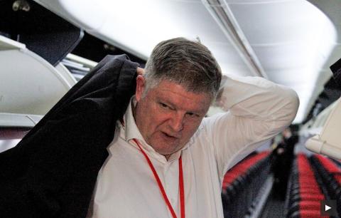 Jacob Schram er ny Norwegian-sjef.