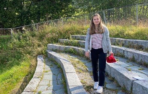 UFA: Anne Svarstad har mange å takke for at hun nå skal delta i verdensmesterskapet i bryting for juniorer.
